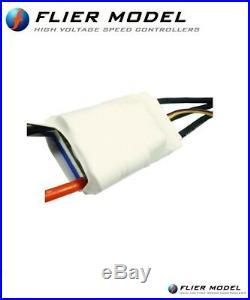 180A Boat ESC 12S, 16S or 22S LiPo Flier + USB Link for brushless motor marine