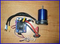 1/10 Traxxas Velineon VXL-3S ESC+ Brushless Motor Combo Rustler/Stampede/Slash