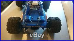 1/18 Associated Truck RC18T Rc monster RC18 brushless ESC motor buggy scte mt