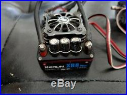 1/8 Brushless Combo Hobbywing XR8 Plus 150a ESC with Orion Vortex 1900kv Motor