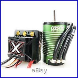 1/8 Mamba Monster X 25.2V ESC, 8A BEC with 1512-2650Kv Sensored Motor