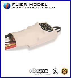200A ESC 16S LiPo Electric Bike Controller for Brushless Motor 80100 Rotomax etc