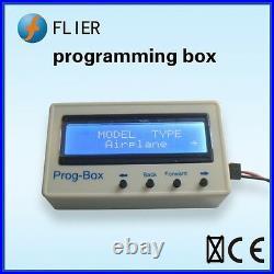 22S 450A HV ESC for 120100 brushless motor with program box, brushless esc