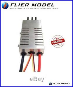 320A E-Bike ESC to 12S, 16S or 22S +USB Link for sensorless brushless motors