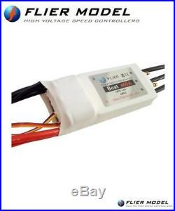 400A Boat ESC 16S LiPo 68V Opto Flier + USB Link for Brushless Motors