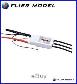 400A Boat Marine ESC 12S 50V Flier +USB Link for brushless motor sss leopard etc