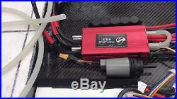 400A Boat Marine Waterproof Watercooled ESC 12S 50V Flier for brushless motor