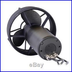 46KG Brushless Electric Surfboard Motor Underwater Propeller Thruster With ESC