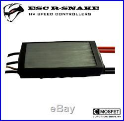 500A ESC CAR 48-MOSFET R-SNAKE to 16S or 22S or 24S or 28S for Brushless Motors