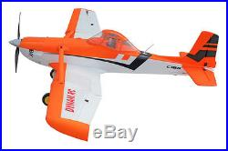 59 Dynam Crop Duster Brushless PNF RC Plane Trainer Scale Motor ESC PNP ARTF