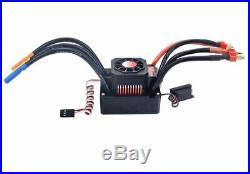 6S 150A waterproof esc E-Revo 2.0 Brushless 2000KV motor EREVO E-Maxx EMaxx UDR
