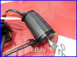 #70 Caster Creastions Mamba 1/8 ESC/2200KV Brushless Motor. Traxxas Losi HPI