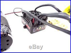 ARRMA OUTCAST 6s BLX 2050KV 4 POLE BRUSHLESS MOTOR & BLX185 ESC KRATON TALION