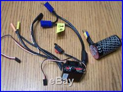 Arrma BLX120 3-4s ESC & 2400kv Brushless Motor Kraton Outcast AR390265 AR390264