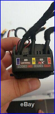 Arrma Blx 185 ESC & 2050kv 4074 Brushless Motor combo 3s 6s