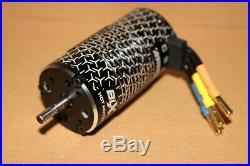 Arrma Kraton V4 BLX 2050kv 4 Pole Brushless Motor & BLX185 6s ESC INFRACTION