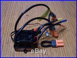 Arrma Kraton V4 BLX 2050kv 4 Pole Brushless Motor & BLX185 6s ESC Talion Typhon