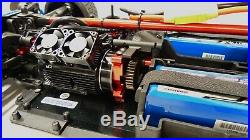 Arrma Limitless 1/7 Scale Electric 4WD Racer (8S 160 AMP ESC 4585-1580kv Motor)