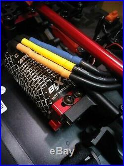 Arrma infraction Brushless system Only. Motor & Esc