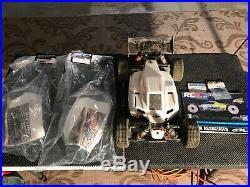 Associated RC8.2e Factory Team buggy with Tekin RX8 Gen 2 esc motor combo
