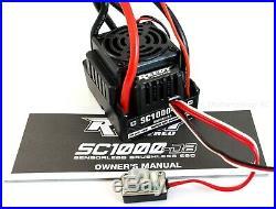 Associated XP SC1000-DB Reedy 1515-SL 2000Kv Brushless ESC Motor Combo Rival MT
