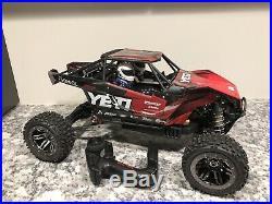 Axial 1/8 Yeti XL RTR 2spd XO-1 Motor Mamba Mnstr 2 ESC Hot Racing Proline Savox
