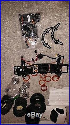 Axial AX10/SCX10 chassis/brushless motor and esc
