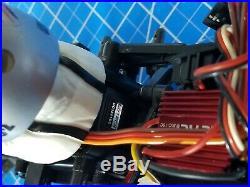 Built Tamiya Dancing Rider T3-01 Trike with Aftermarket Part Brushless Motor ESC