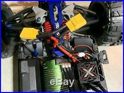 Built Traxxas Summit 1/10 6S Brushless Castle Motor/ESC, RTR, MANY Extras