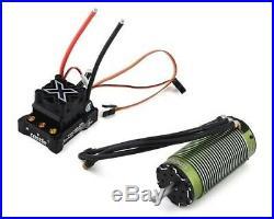 CSE010-0165-01 Mamba Monster X 8S 1/6 ESC/Motor Combo with2028 Sensored Motor
