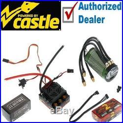 Castle Creations 1/8 Mamba Monster 2 / MM2 ESC + Sensored 2200kv Motor COMBO