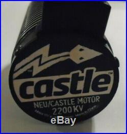 Castle Creations Mamba Monster Motor & ESC For 1/8 & 1/10 Scale