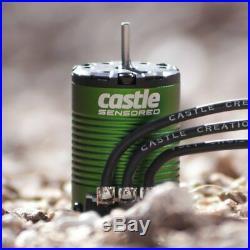 Castle Creations SV3 Waterproof 12v ESC with 1406-5700kV Sensored Brushless Motor