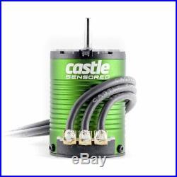 Castle Creations SW4 WP Sensorless ESC with 1406-5700K Sensor Motor Combo