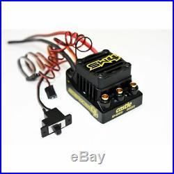 Castle Creations SW4 WP Sensorless ESC with 1410-3800 5mm Sensor Motor Combo