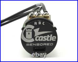 Castle Creations Sidewinder SW4 Waterproof 1/10 ESC/Motor Combo with1410 (3800kV)