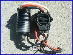 Castle Mamba Monster Gen 1 ESC and 2200kv Brushless Motor From 3908 E-Maxx