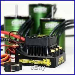 Castle SW4 WP Sensorless Brushless ESC SCT Edition with 1410 3800KV Motor Combo