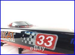 DT RC Electric Boat E51 Catamaran PNP WithKEVLAR Dual-motors Driving Cooling ESC