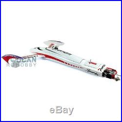 DT RC Electric Boat PNP H660 With 100KM/H Motor Servo ESC Cooling WithO Battery