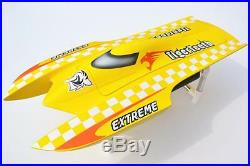 DT RC Racing Boat Water E22 PNP TigerTeeth Electric Brushless Motor 90A ESC
