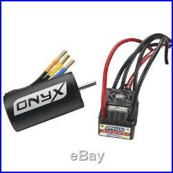 DuraTrax DTXC3195 Onyx 2650kV Brushless Motor with ESC System 1/8 Buggies & Trucks