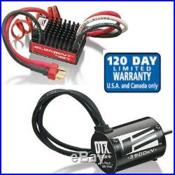 Duratrax 1/10 Element 3900kV Brushless ESC / Motor Combo 2wd Truck SC10 Slash
