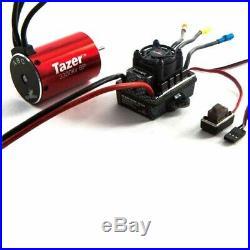 Dynamite DYNS0600 Tazer 1/10 6-pole 3300Kv Waterproof ESC Motor Combo V2