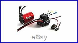 Dynamite (DYNS0600) Tazer 1/10 6-pole 3300Kv Waterproof/ESC Motor Combo V2