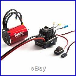 Dynamite DYNS0601 Tazer 1/10 6-pole 4000Kv Waterproof ESC Motor Combo V2