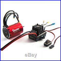 Dynamite DYNS0601 Tazer 1/10 Scale 6-Pole 4000kv Waterproof ESC / Motor Combo V2