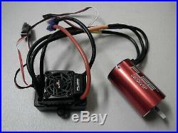 Dynamite Fuze Waterproof Brushless 130A ESC EC3 Plug & 6 Poles 2800kV Motor