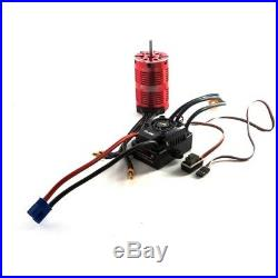 Dynamite S0800 Fuze 1/8 6-pole 1800Kv waterproof ESC/Motor Combo V2