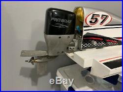 Esstiletto 57 Motor Brushless Esc Servo Rc Turnigy Esc 30x11